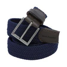 Cinturones Elastico Azul Oscuro