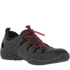 Zapato Casual Hp Race Dk Grey