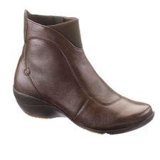 Botas Thrive Dark Brown Leather