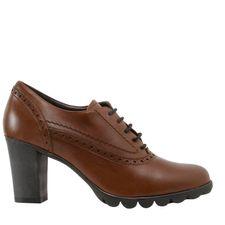 Zapato Vestir Lisboa Brown
